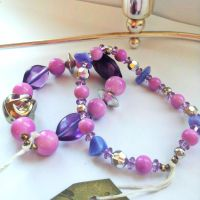Purple Collection by zanglesaccessories