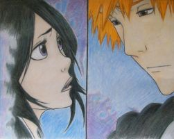 Disney IchiRuki .:Color:. by YummyCupcake