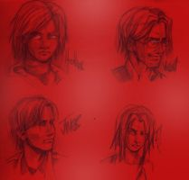 Silent hill randomness by oneoftwo