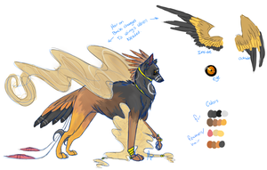 UC dari lupe ref design thingy yeah by Maxisamut
