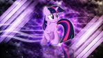 Twilight's Universe Wallpaper by ALoopyDuck