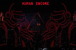 Human Encore CD Cover by SeetherX