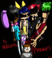 5 NIGHTS AT PHINNYYYY'S by LoveyLoo