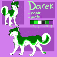 :CO: Darek ref by Pigeon-Feathers
