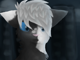 Young Oxy Swift :PAINTED: by Swift-The-Kitty
