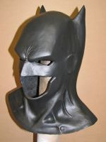 Batman cowl 2 by Vermithrax1