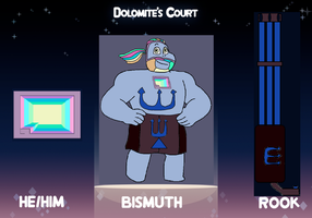 Dolomite's Court app: Bismuth by ProtanaArchives94