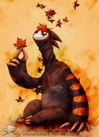 fall demon by Surk3