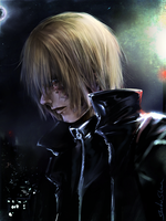 Death Note - Mello by Shadow-Shana