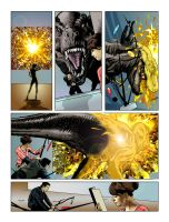 Primeval 2 Page 4 by BrianAW