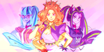 The Dazzlings by s0901