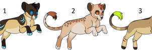cub adopts closed by CitruShark