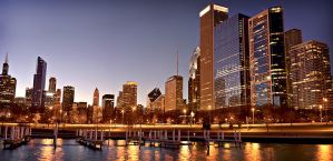 Chicago Night by Zeal-GJP