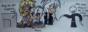 Marik plays Slender by Nicktoons4ever
