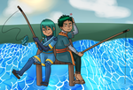 [TG] Collab: Just fishing by Cav101