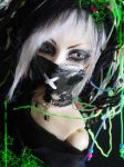Cyber goth IV by Dying-Vampire