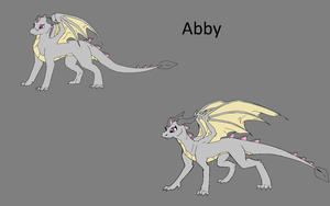 Abby from Eternal Night by Legend-series