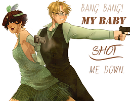 Bang Bang! by NerdyJones