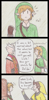 Skyward Sword - Really Determined by Huski-Fan