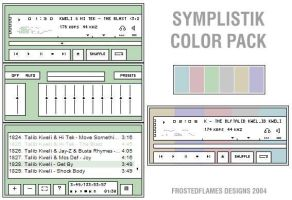 Symplistik Color Pack by frostedflames