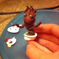 He is Groot! by Sarendipitous
