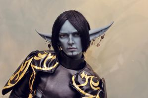Full face look by Red-Anchous