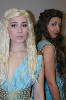 Game Of Thrones cosplay by Mango-Nezumi