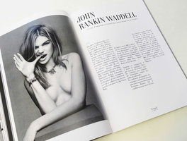 RANKIN in Normal Magazine by Guillaume99999
