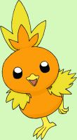 Torchic by kitt3702