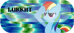 rainbow siggy by sgtfishface