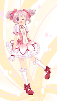 Madoka by MagicallyBlue