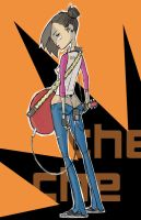 Bass Guitar by CH3CHE