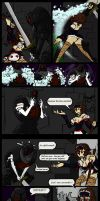 Overlord Bob: black knight pg2 by imric1251