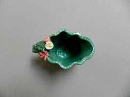 coffee cup 3 top view by wolfbainswinter