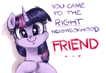 The princess of friendship needs more friends by ButterSprinkle