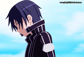 Kirito Sword Art Online by PinkGirl123