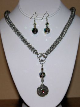 Full Persian necklace set by neywon