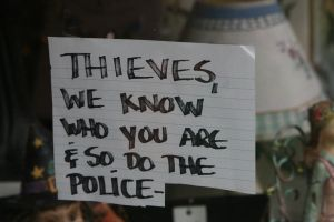 Thieves by Dom410