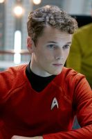 Star Trek Into Darkness - Chekov Red Shirt by P2Pproductions