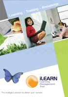 iLearn Folder Cover by ussama-amer