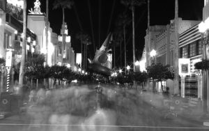Hollywood Boulevard by AreteEirene
