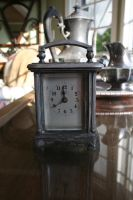desk clock 02 by Stephasaurus-Stock