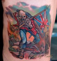 Eddie-Trooper-by-Todo-ABT-Tattoo by TodoArtist