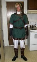 my link costume by Hito-san