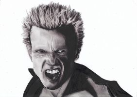 Billy Idol by Jon-Wyatt