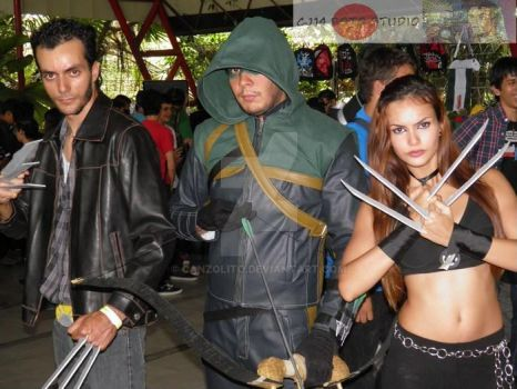 ANIMARZO Cosplays 2015 by canzolito