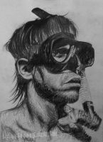 Anthony Kiedis RHCP Quick Drawing by A-D-I--N-U-G-R-O-H-O