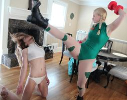 CAMMY KICK!!! by sleeperkid
