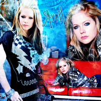 AvrilLavigne by isisphilippe