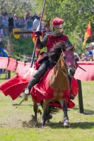 The Red Knight is speeding nr 2 by attomanen